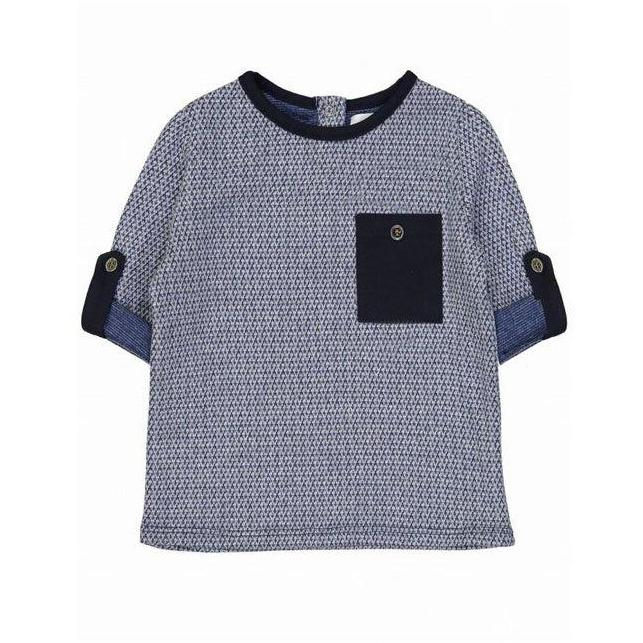 Keep Cool Sweatshirt-Bébé garçon-BLUNE-Maralex Paris