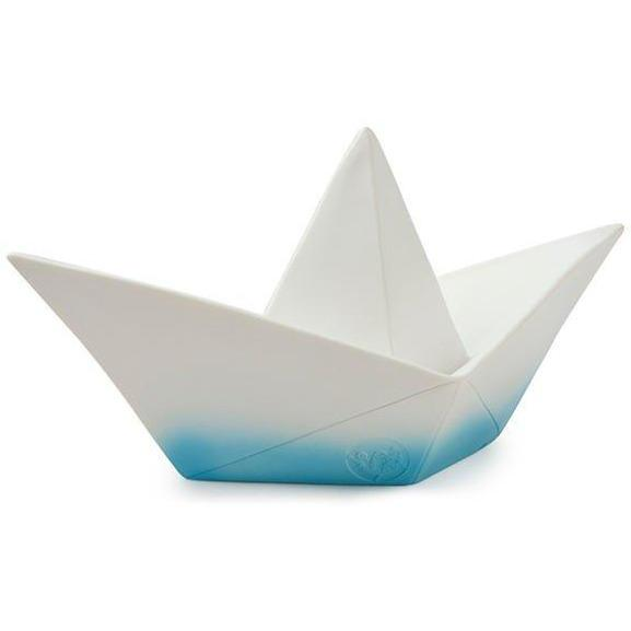 Lampe Paper Boat bleue-Mobilier & Loisirs-GOODNIGHT LIGHT-Maralex Paris
