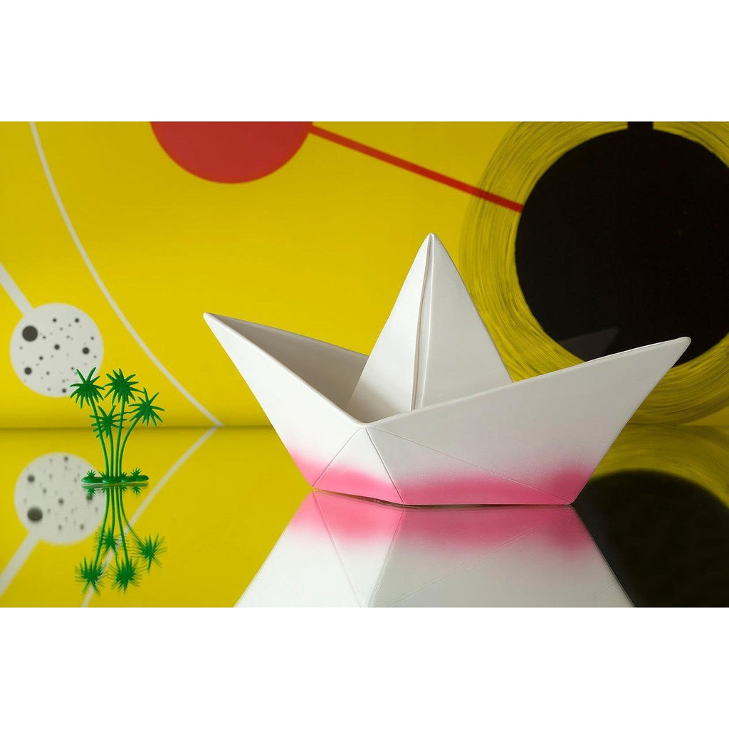 Lampe Paper Boat rose-Mobilier & Loisirs-GOODNIGHT LIGHT-Maralex Paris