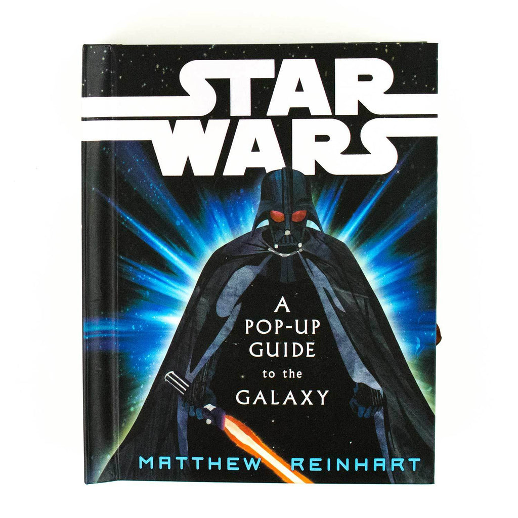 Livre Pop-Up Star Wars-Mobilier & Loisirs-SCHOLASTIC-Maralex Paris
