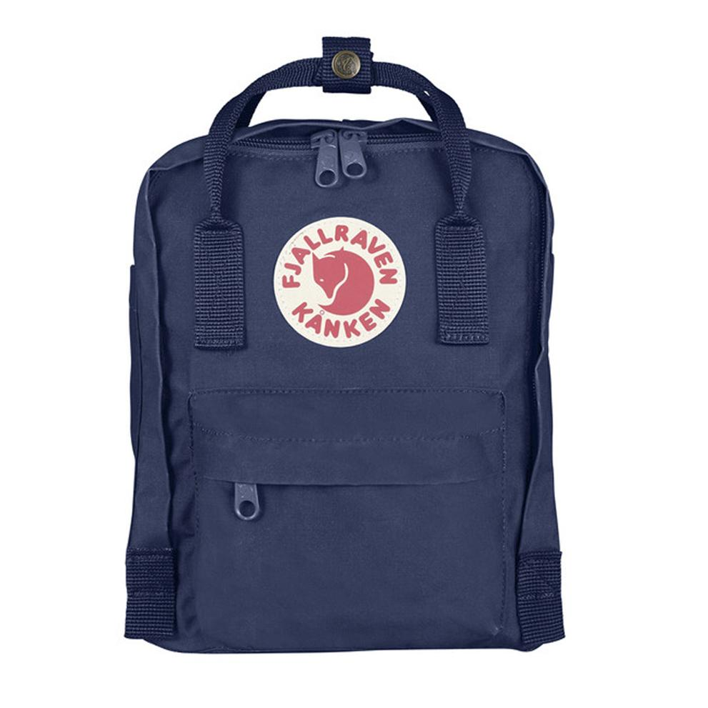 MINI KANKEN ROYAL BLUE-SACS À DOS-FJALL RAVEN-Maralex Paris