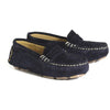 Mocassins Marine-DERBIES-MARALEX-Maralex Paris