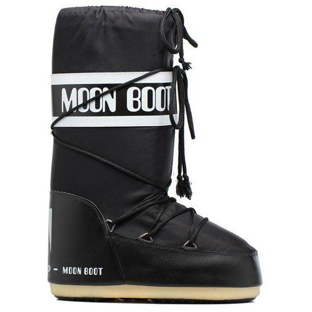 Moon Boot Noir-Fille-MOON BOOT-Maralex Paris