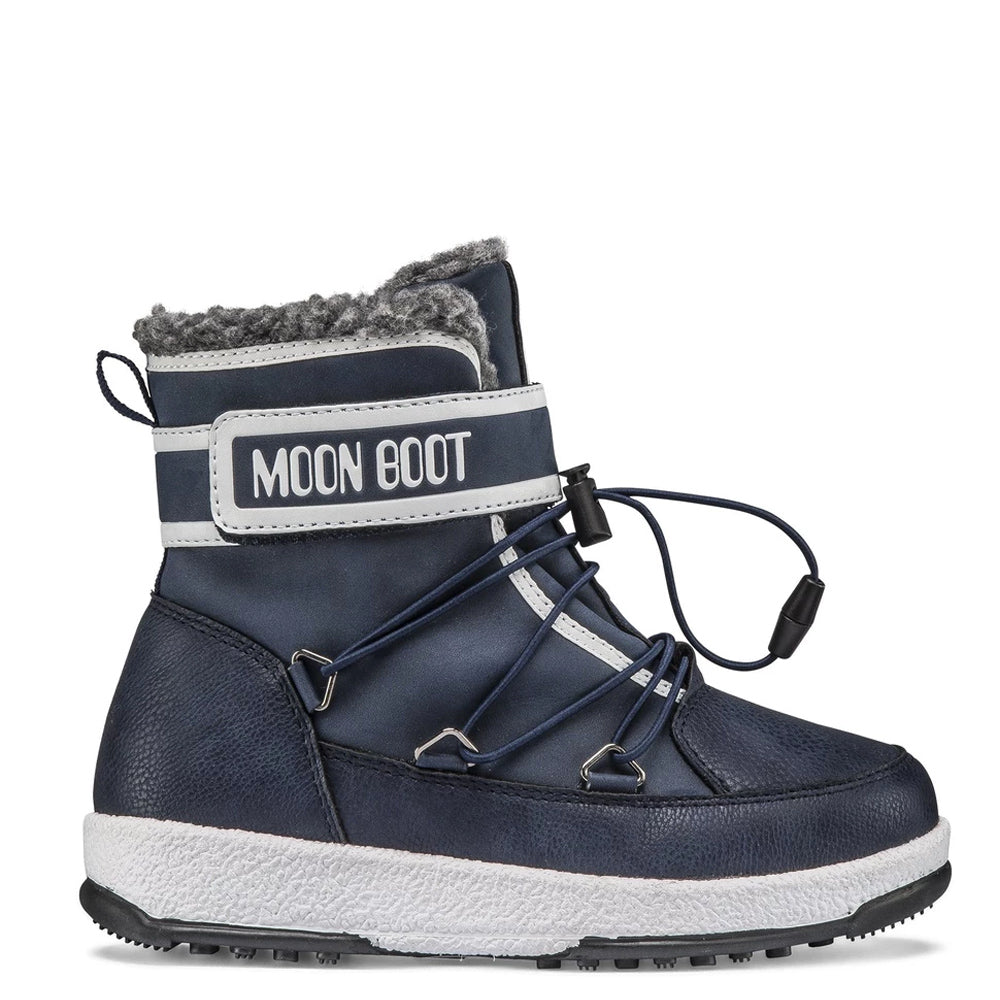 MOON BOOT JR BOY BOOT WP