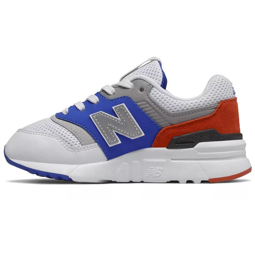 NEW BALANCE 997 MULTICOLORE-BASKETS & SNEAKERS-NEW BALANCE-Maralex Paris