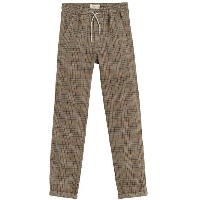 PANT PAINTER MULTICOLORE-PANTALONS & JOGGINGS-BELLEROSE-Maralex Paris