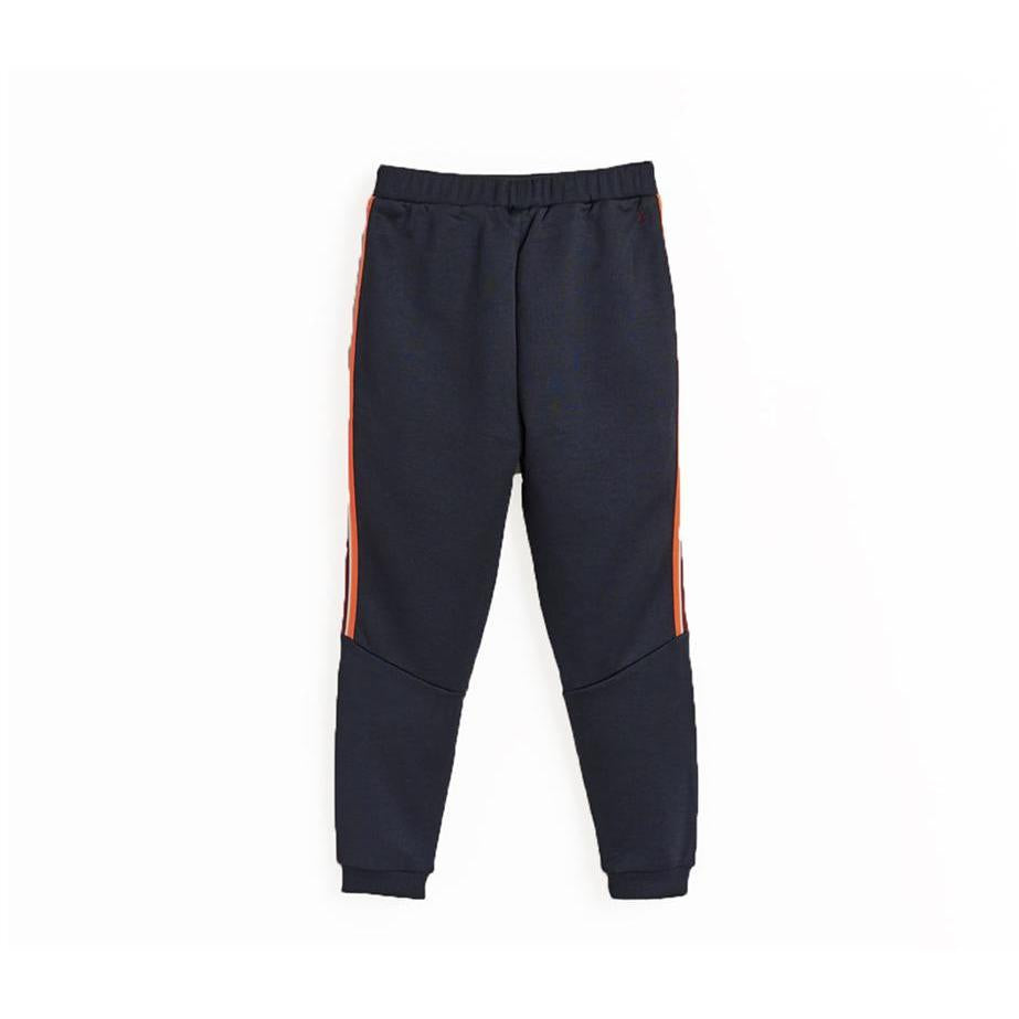 PANTS FUNKY MARINE-PANTALONS & JOGGINGS-BELLEROSE-Maralex Paris