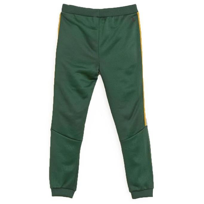 PANTS FUNKY VERT-PANTALONS & JOGGINGS-BELLEROSE-Maralex Paris