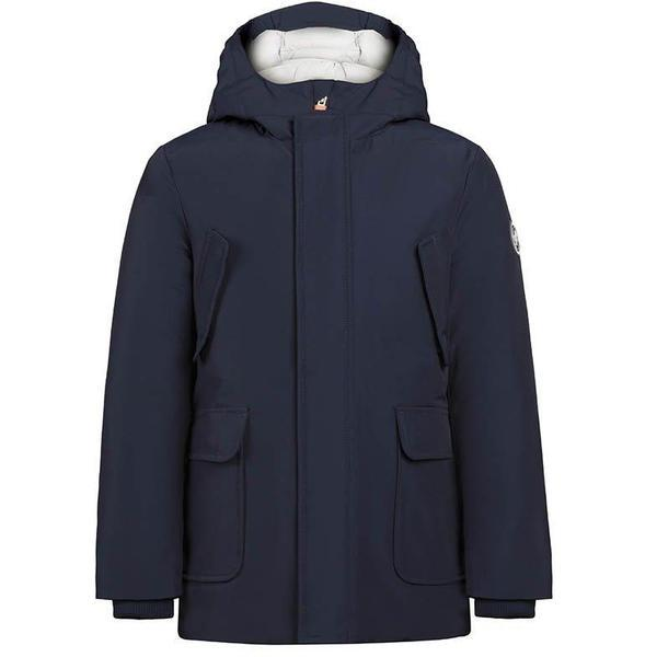 PARKA ARCTIC BLUE-VESTES & MANTEAUX-SAVE THE DUCK-Maralex Paris