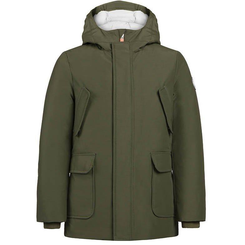 Parka Arctic Green-Fille-SAVE THE DUCK-Maralex Paris (1976181391423)
