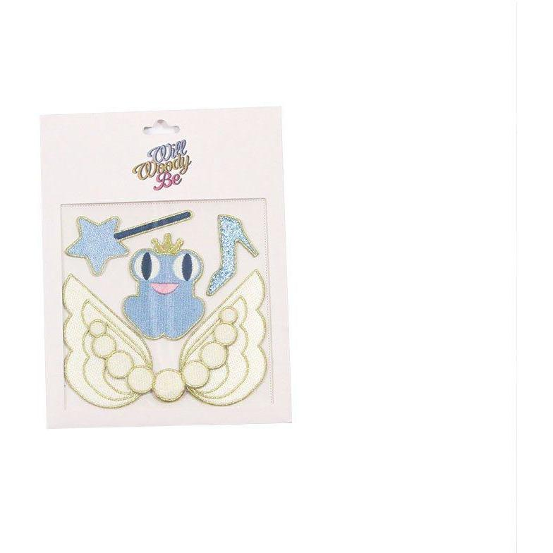Patches Set Good Fairy-Fille-WILL WOODY BE-Maralex Paris