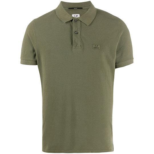 Polo Short Sleeve-C.P COMPANY-Maralex Paris