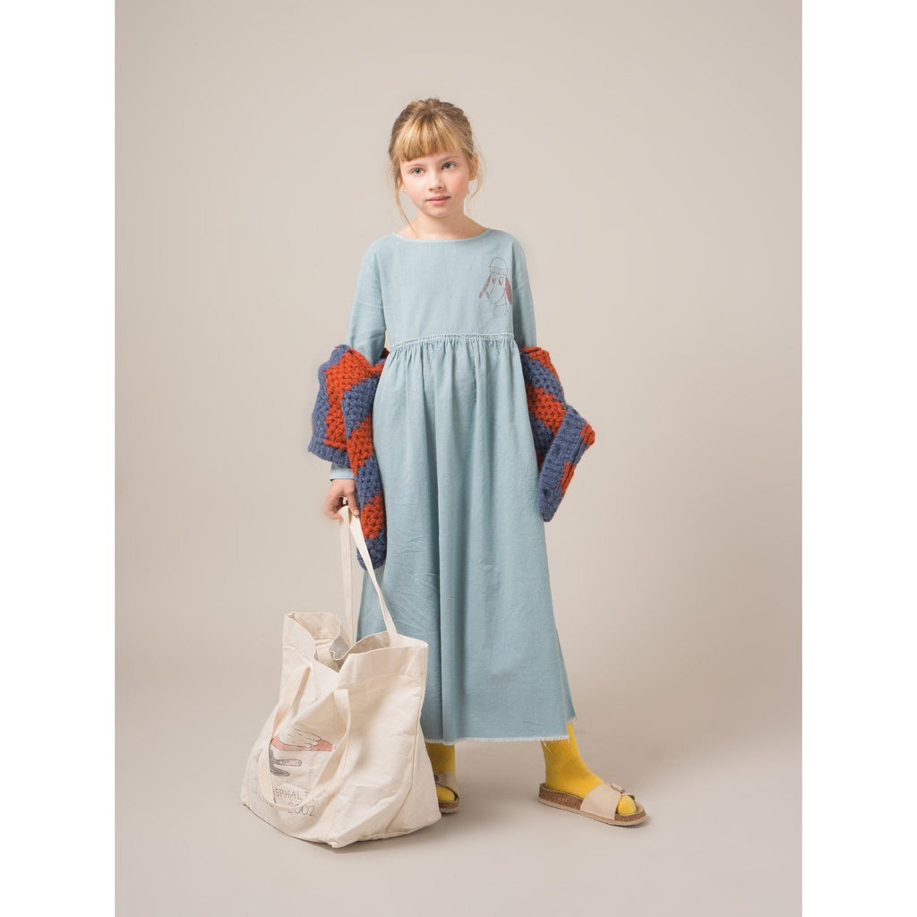 Princess Dress Loup-Fille-BOBO CHOSES-Maralex Paris (1975916920895)