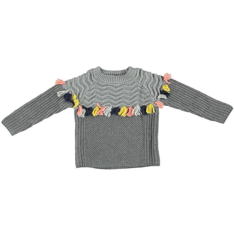 Pull Tangerine Pompom-Fille-STELLA MCCARTNEY KIDS-Maralex Paris (1975970201663)