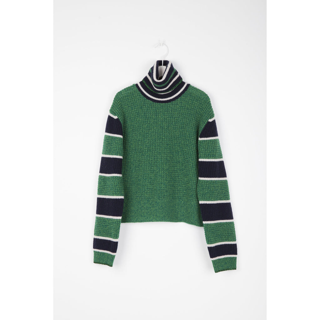 Pullover Ferry Menthol-A trier FASTMAG-INDEE-Maralex Paris