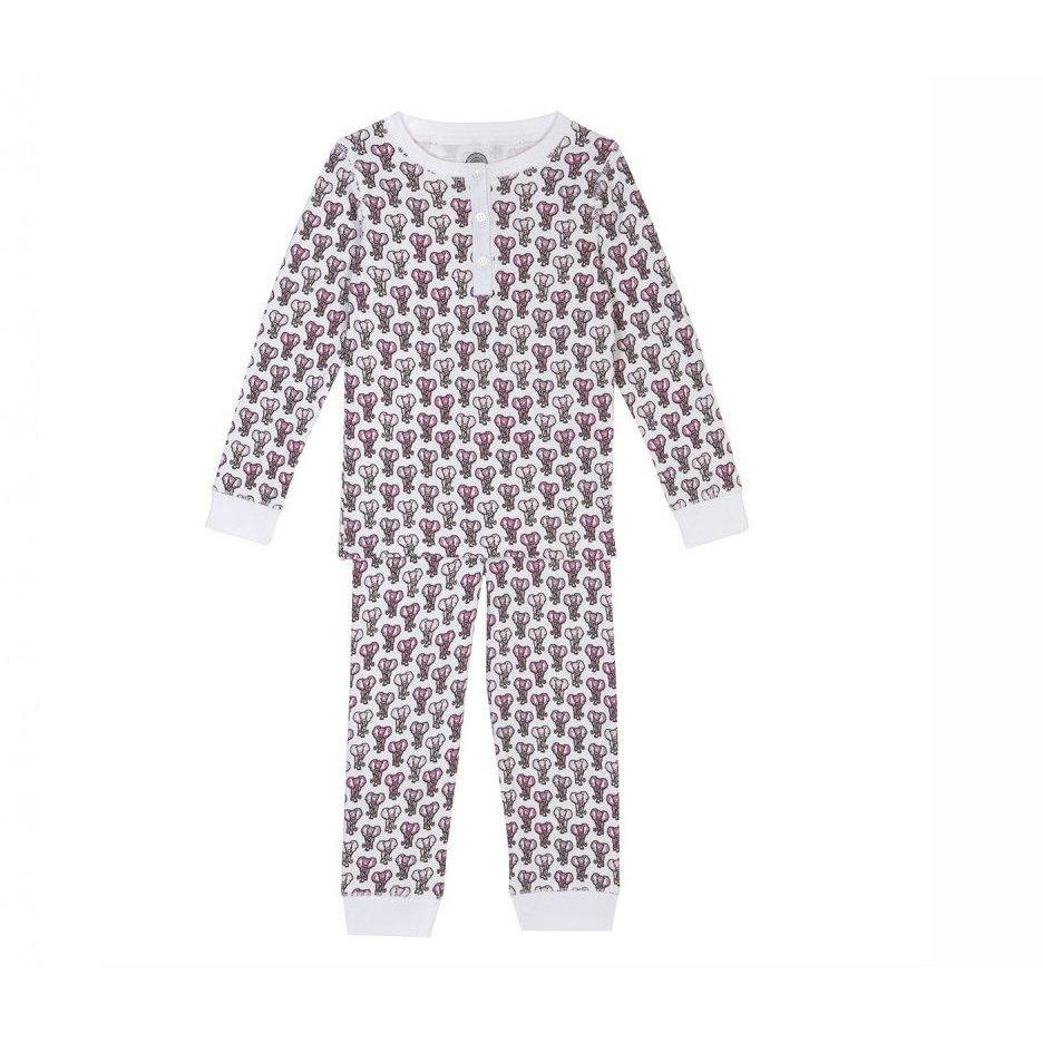 Pyjama Enfant Elephant Rose-Fille-BRAI-Maralex Paris (1976198037567)