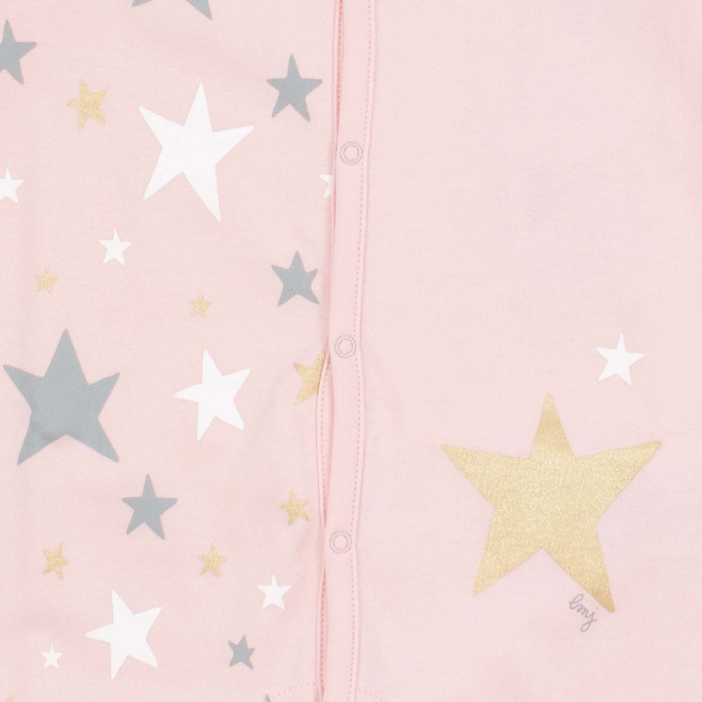 "Pyjama ""Stars"" Rose-Bébé fille-LITTLE MARC JACOBS-Maralex Paris (1975759634495)"