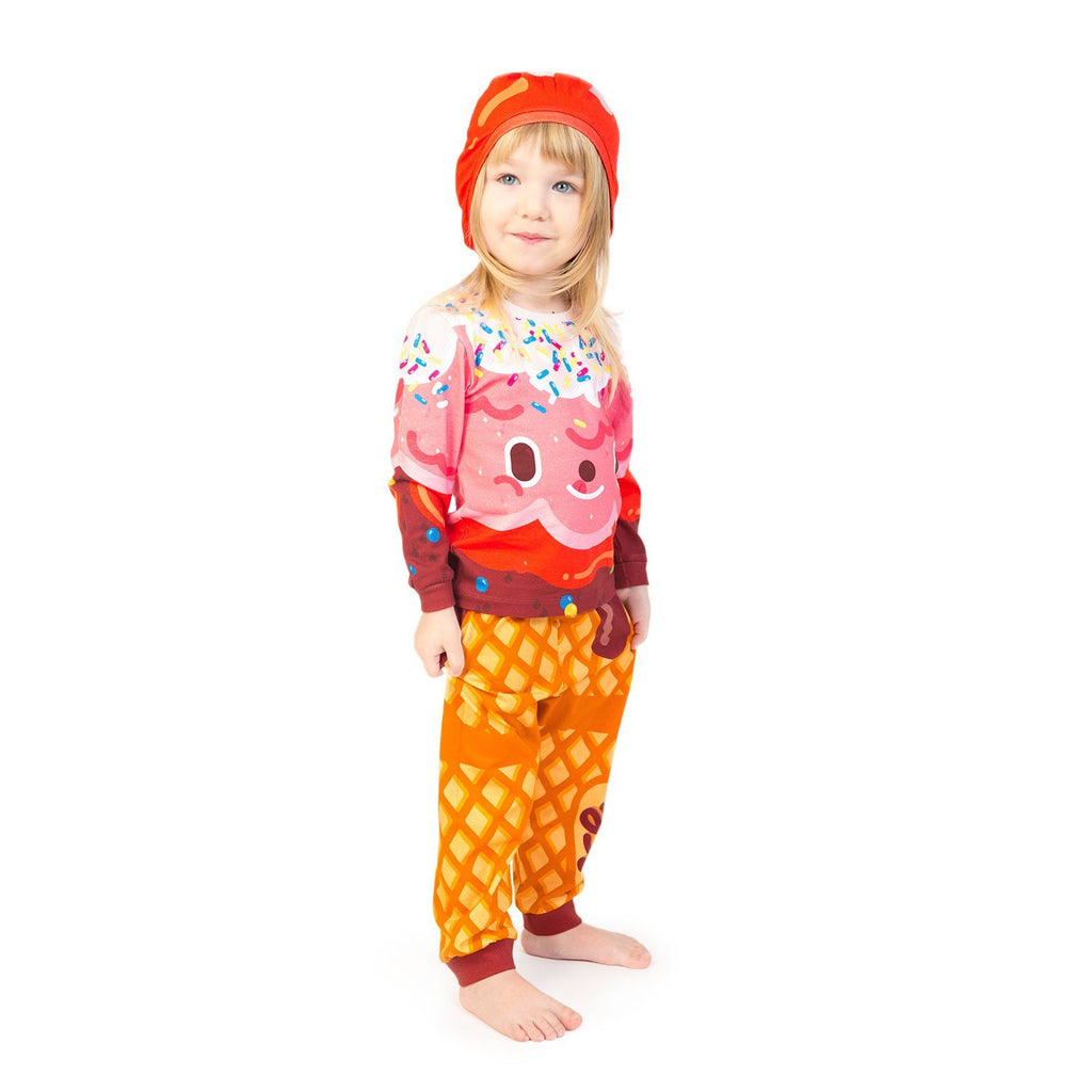 Pyjama Yummi-Fille-KID THEM ALL-Maralex Paris