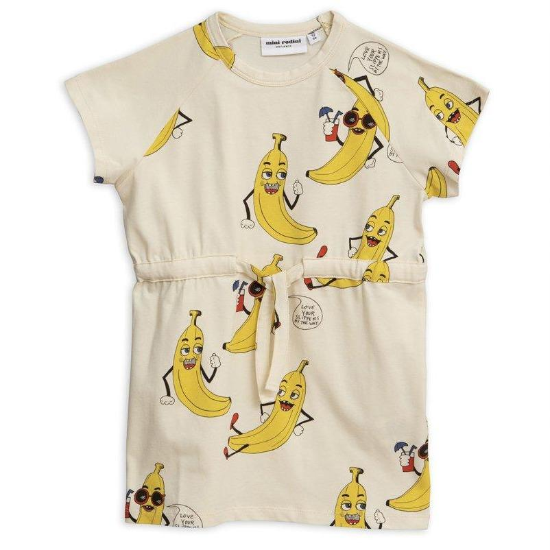 Robe Banana-Fille-MINI RODINI-Maralex Paris