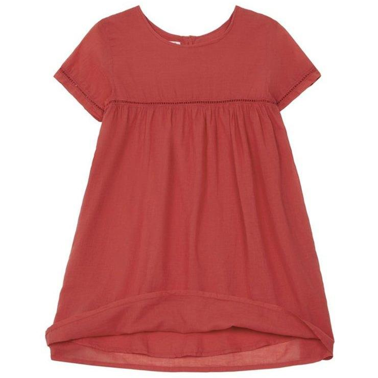 Robe Inuit Rouge-A trier FASTMAG-SUNCHILD-Maralex Paris