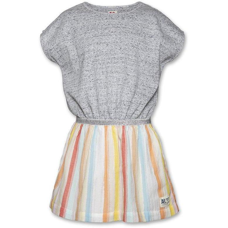 Robe Pam Stripe-Fille-AO76-Maralex Paris