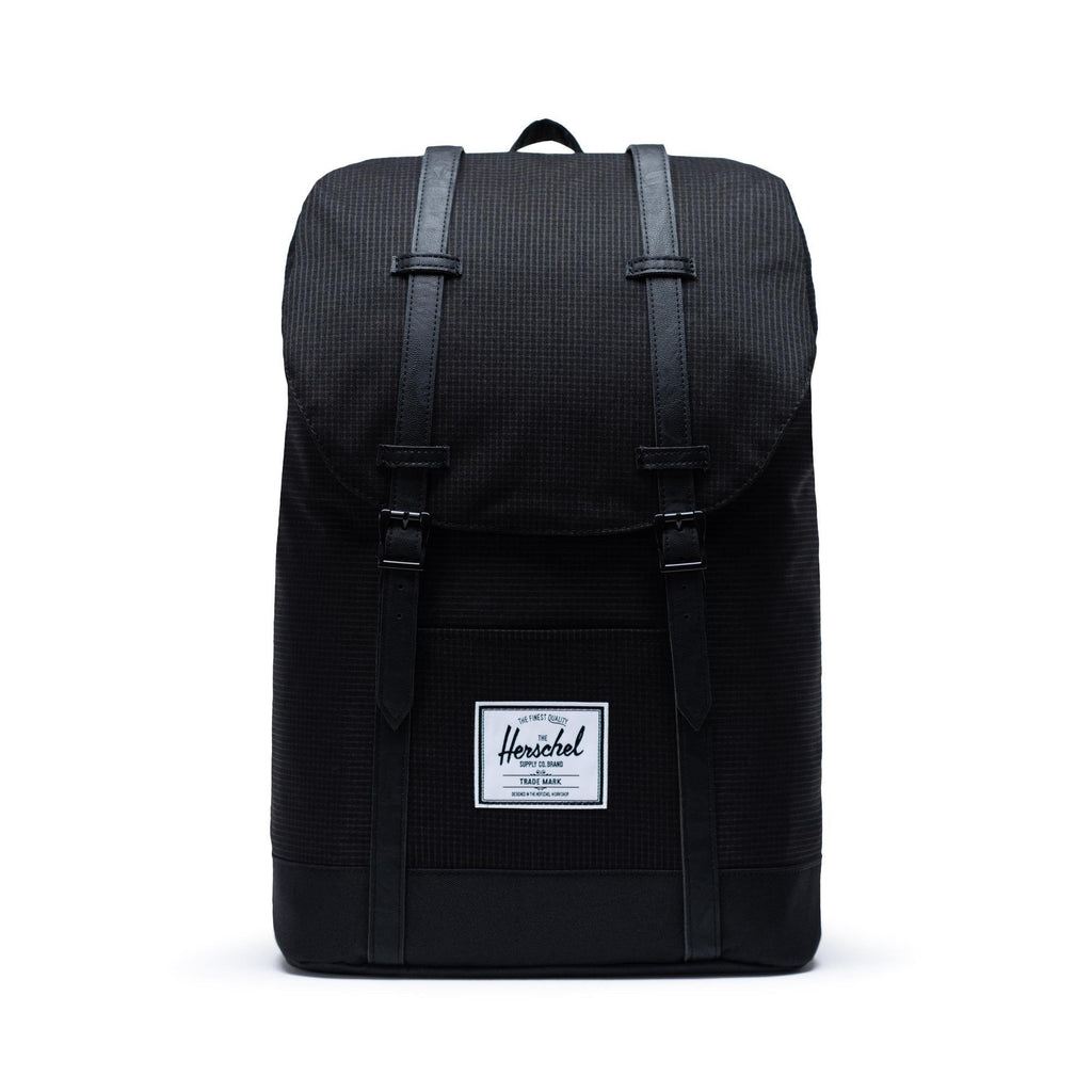 Sac à dos retreat dark grid-A trier FASTMAG-HERSCHEL-Maralex Paris