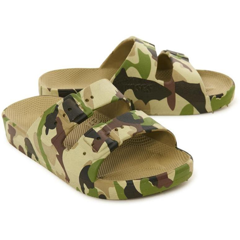 Sandales Moses Camouflage-A trier FASTMAG-MOSES-Maralex Paris