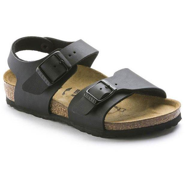 Sandales New York Black-Fille-BIRKENSTOCK-Maralex Paris