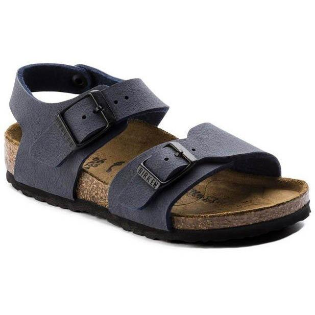 Sandales New York Navy-Fille-BIRKENSTOCK-Maralex Paris