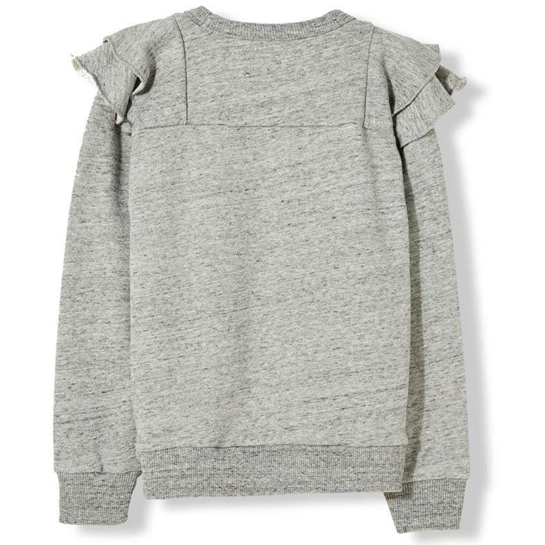 Shibuya Heather Grey-Fille-FINGER IN THE NOSE-Maralex Paris
