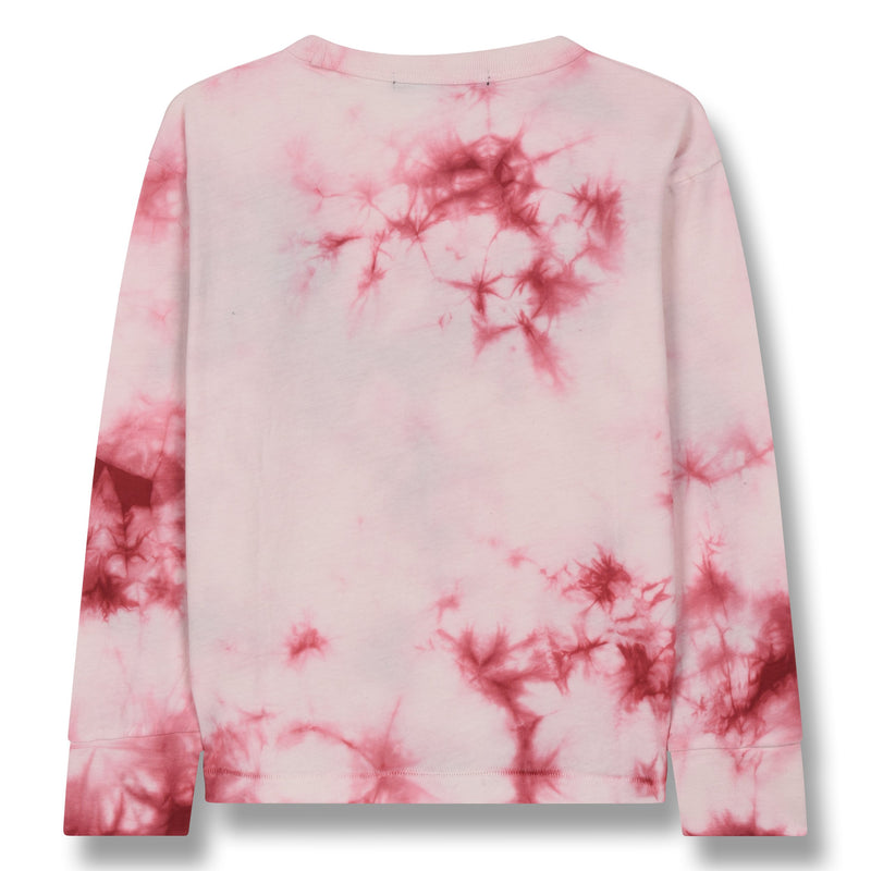 SHINE OLD PINK LUCKY GIRL-TOPS & T-SHIRTS-FINGER IN THE NOSE-Maralex Paris