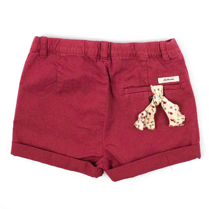 Short Lera-Fille-BELLEROSE-Maralex Paris