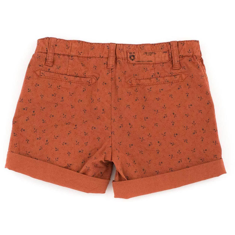 Short rouille-Fille-BELLEROSE-Maralex Paris