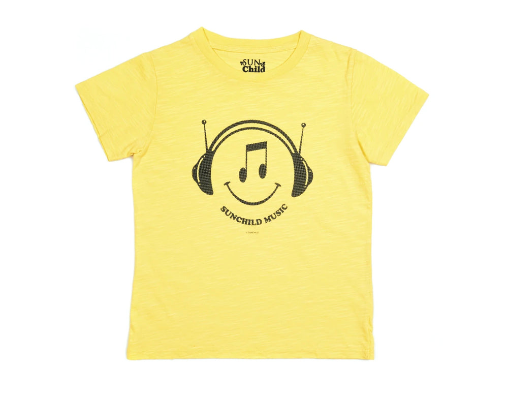 T-shirt Colza Sound-SUNCHILD-Maralex Paris