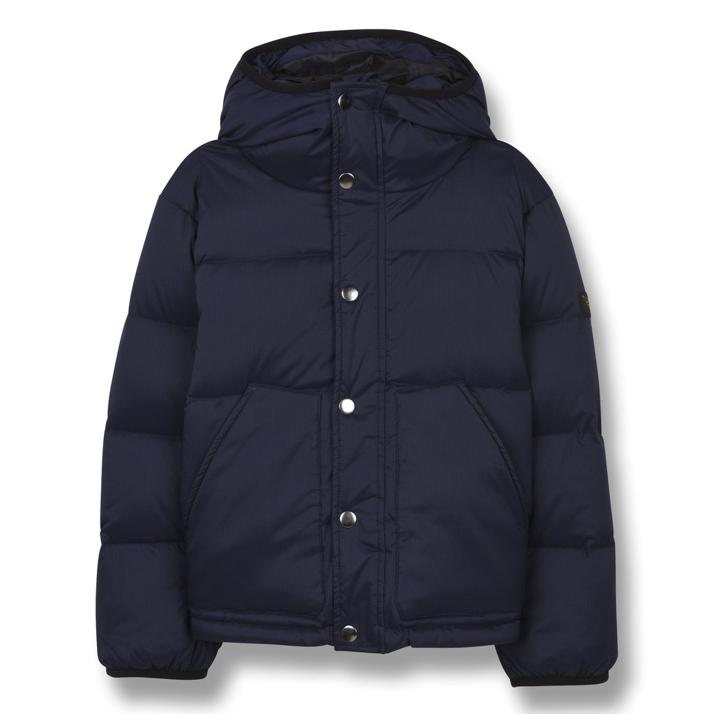 SNOWFLOW SAILOR BLUE-VESTES & MANTEAUX-FINGER IN THE NOSE-Maralex Paris