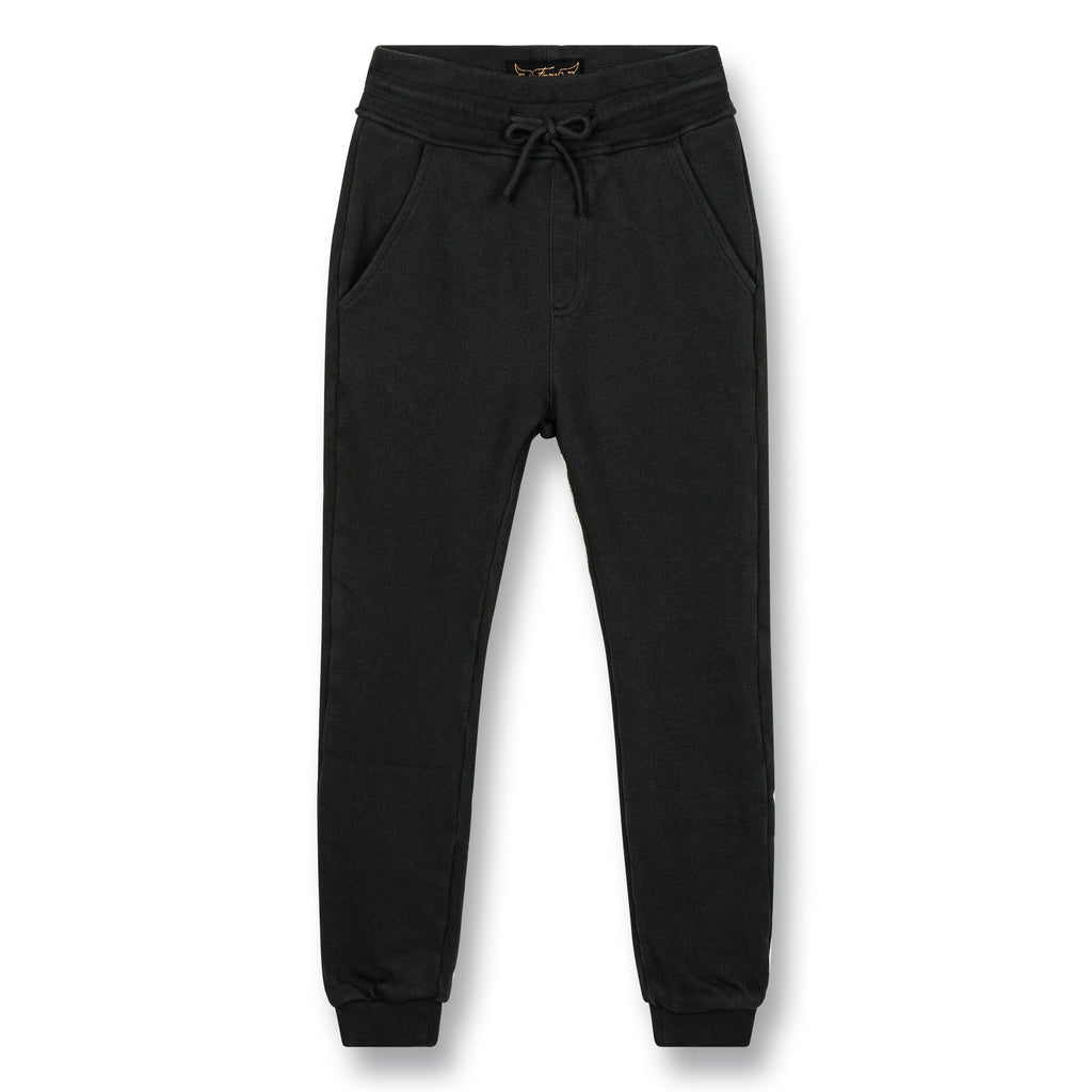 SPRINT BLACK-PANTALONS & JOGGINGS-FINGER IN THE NOSE-Maralex Paris