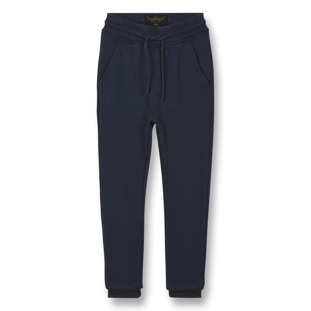 SPRINT SAILOR BLUE-PANTALONS & JOGGINGS-FINGER IN THE NOSE-Maralex Paris