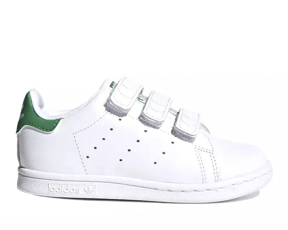 Stan Smith 3 Velcros (kids)-BASKETS & SNEAKERS-ADIDAS-Maralex Paris