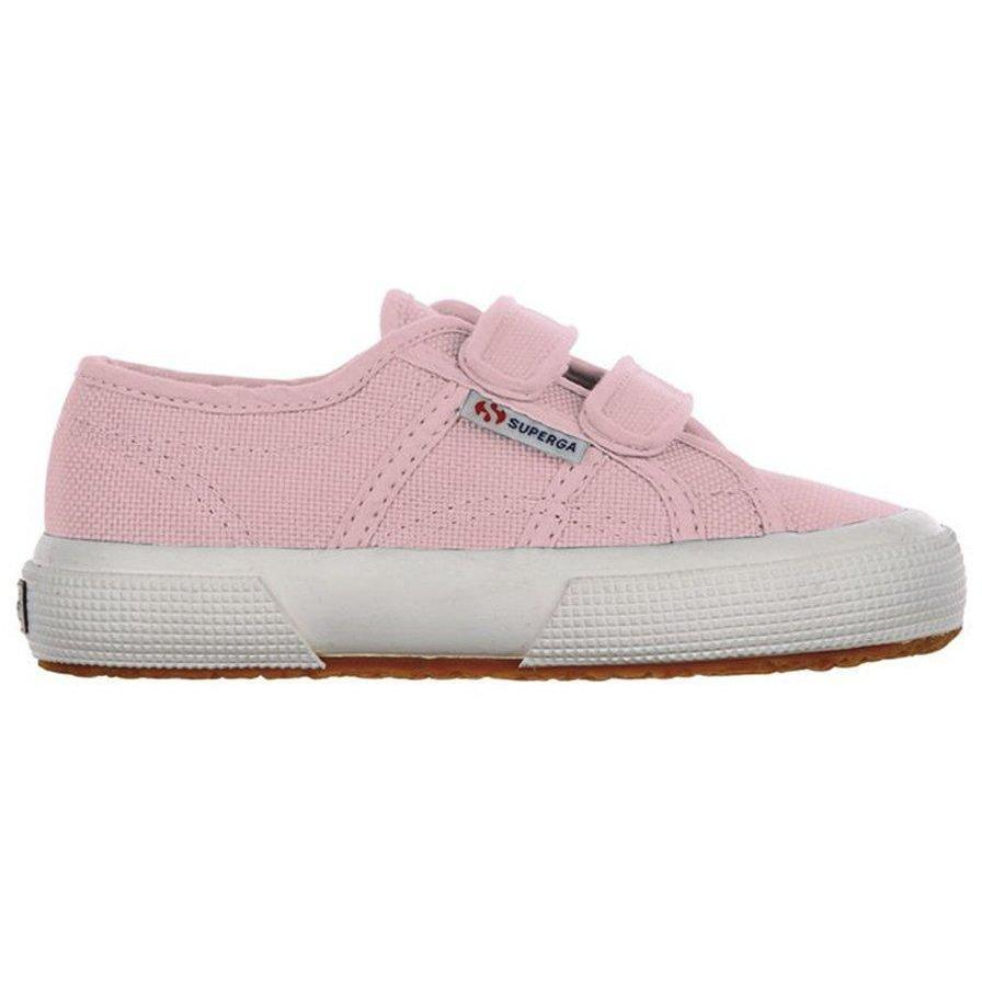 Superga Velcros Rose-Fille-SUPERGA-Maralex Paris (1976264687679)
