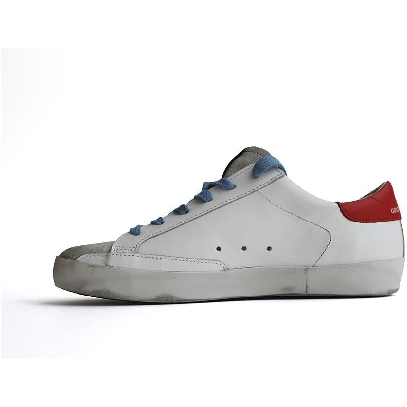Superstar Rouge-BASKETS & SNEAKERS-GOLDEN GOOSE-Maralex Paris