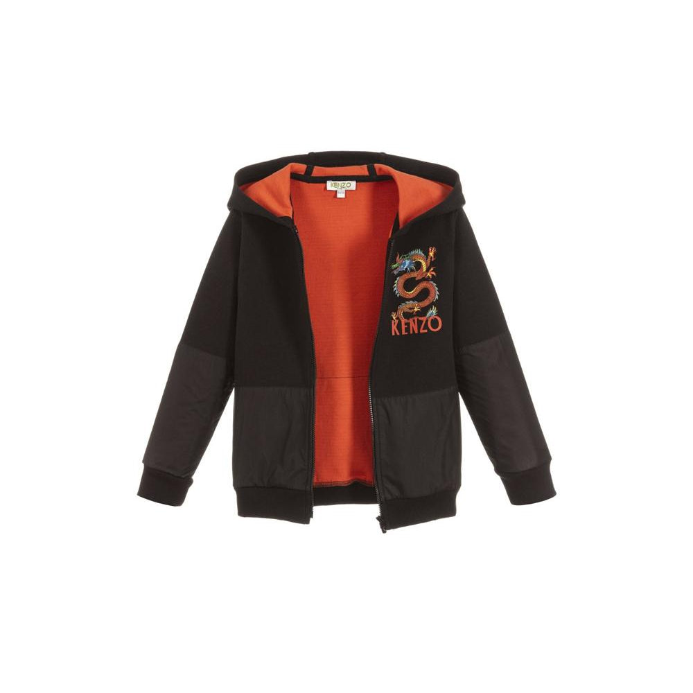 Sweat à Capuche Dragon-A trier FASTMAG-KENZO KIDS-Maralex Paris