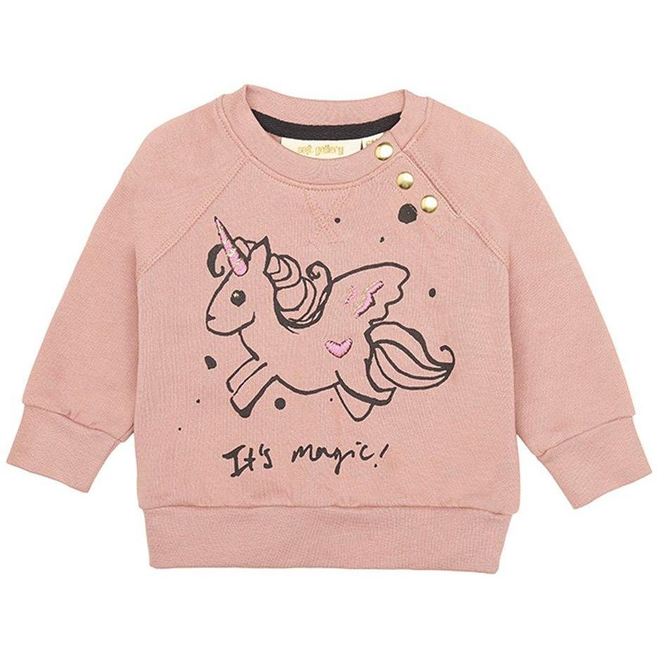 Sweatshirt Alexi-Bébé fille-SOFT GALLERY-Maralex Paris (1976147968063)