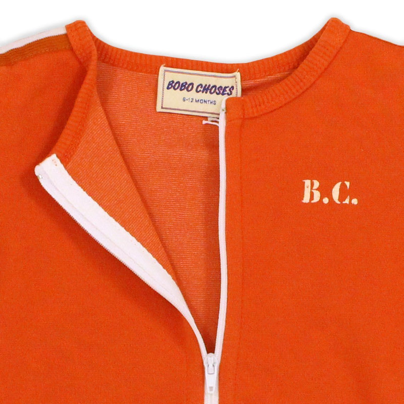Sweatshirt Baby Zip B.C.-Bébé fille-BOBO CHOSES-Maralex Paris (1975824678975)