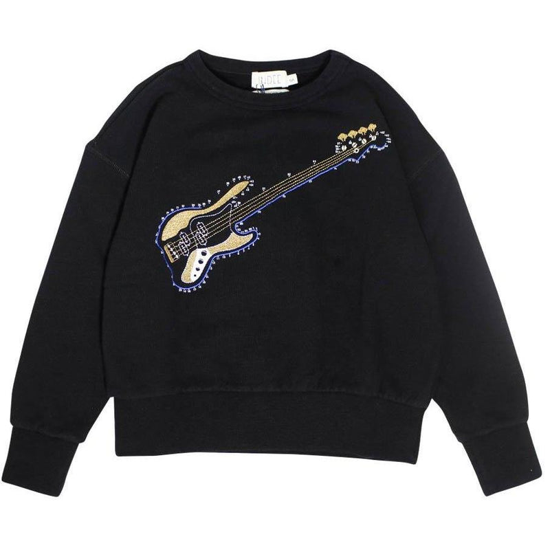 Sweatshirt Disco Guitare-Fille-INDEE-Maralex Paris