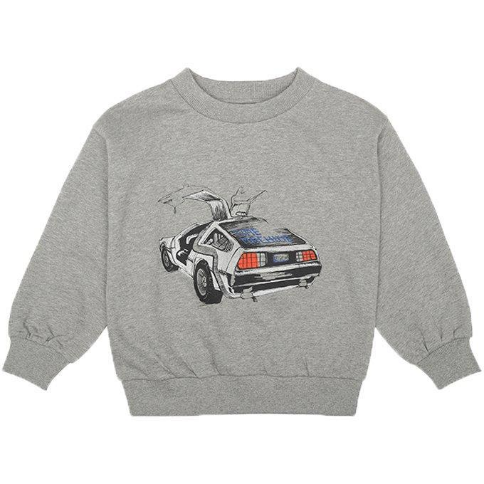Sweatshirt Drew Delorean-A trier FASTMAG-SOFT GALLERY-Maralex Paris (1976242602047)