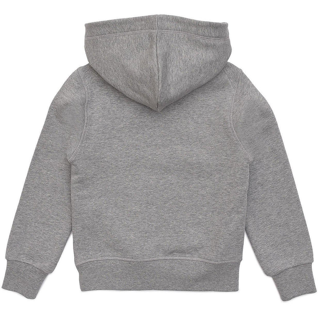 SWEATSHIRT DSQUARED 2 GREY-SWEATS & GILETS-DSQUARED2-Maralex Paris