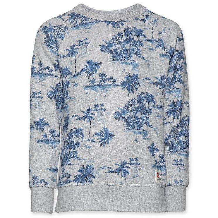 Sweatshirt Hawai-Fille-AO76-Maralex Paris