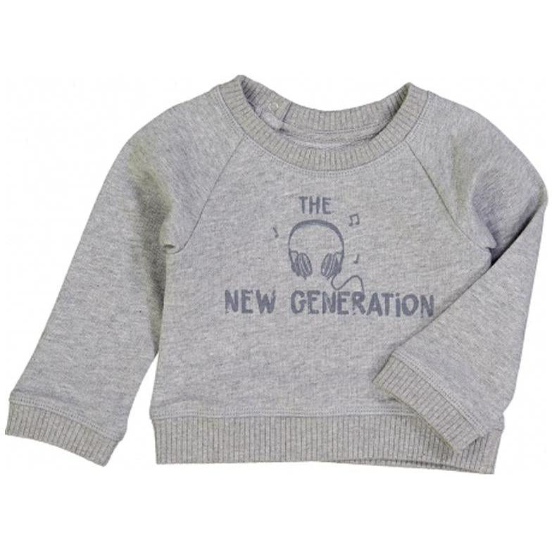 Sweatshirt James Generation-A trier FASTMAG-LOUIS LOUISE-Maralex Paris