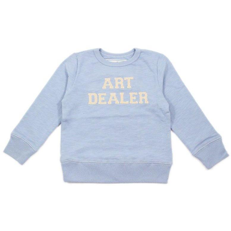 Sweatshirt Painter-Fille-WILL WOODY BE-Maralex Paris (1975976951871)