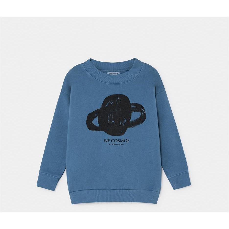 Sweatshirt Saturn-A trier FASTMAG-BOBO CHOSES-Maralex Paris